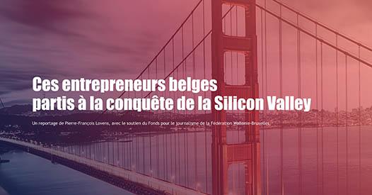 Silicon Valley Reportage